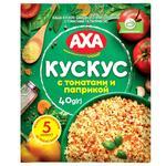 Каша AXA кускус з томатами і паприкою 40г