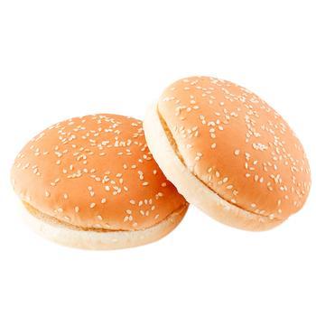 Булочка бутербродная Круглая с кунжутом 6шт 312г