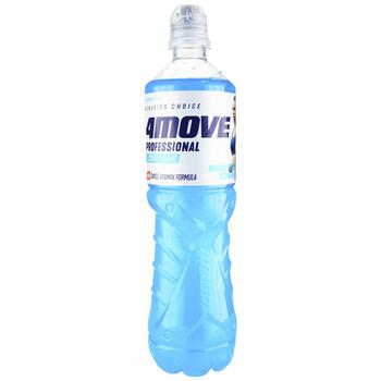 Напиток 4Move Zero безалкогольный изотоничный негазированный спортивный 0,75л