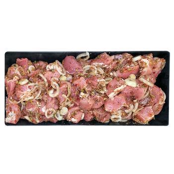Шашлык Кавказский свиной охлажденный - купить, цены на Varus - фото 1
