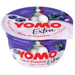 Сырок Yomo Extra высокобелковый обезжиренный с черникой 150г