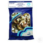 Seafood shrimp penaeus monodon Polar sea food in shell 1000g