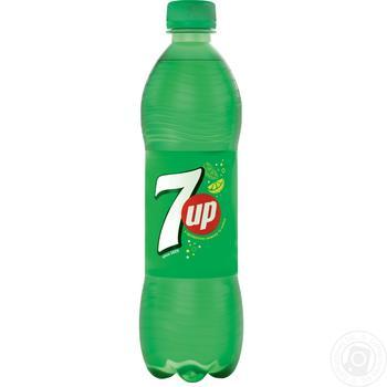 Напиток 7UP 0,5л