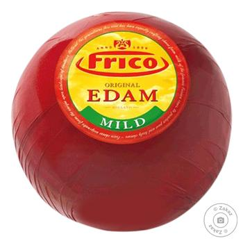 Сыр Frico Эдам бэби-шар весовой 40%