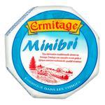Ermitage Brie mini cheese 60% 250g