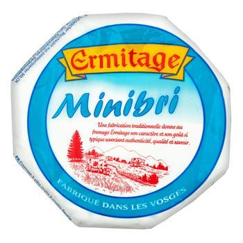 Сир Ermitage Міні Брі 60% 250г