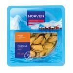 Norven Mussels Smoked in Oil 170g