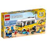 Конструктор Lego Солнечный фургон серфингиста 31079