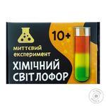 Гра Сюрприз хімічний світлофор