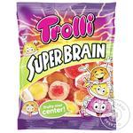 Цукерки Trolli Супер мозок фруктові жувальні 100г