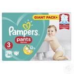 Подгузники-трусики Pampers Pants Midi 6-11кг 86шт