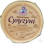Сыр мягкий Добряна Сулугуни 45% кг
