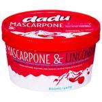 Ice-cream Dadu with mascarpone frozen 800ml Lithuania