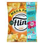 Сухарики Flint пшенично-ржаные со вкусом сыра 110г