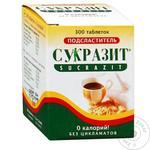 Sugar Sucrazit 300pcs 24.6g packaged - buy, prices for MegaMarket - image 1