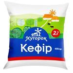 Кефір Хуторок 2.5% 450г