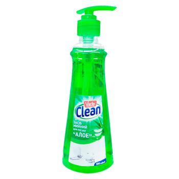 Varto Clean Aloe Dishwashing Liquid 500ml