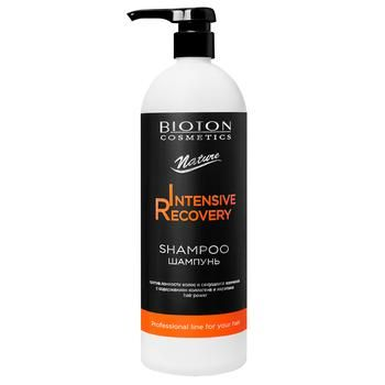 Bioton Intensive Recovery Shampoo Against Hair Breakage and Split Ends 1l - buy, prices for Varus - photo 1