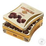Набор шоколадных конфет Бисквит-шоколад Georges Premium 450г