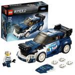 Конструктор Lego Speed Ford Fiesta M-Sport WRC