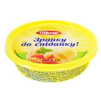 Olkom Sandwich margarine Classic 50% 180g