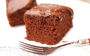 Мексиканський шоколадный кекс