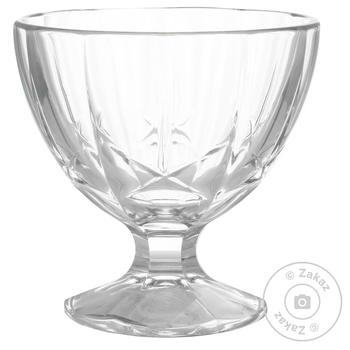 Креманка ОСЗ Зірка скляна - купити, ціни на Ашан - фото 1