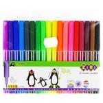 ZiBi Felt-Tip Pens 18 Colors