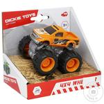 Машинка Dickie Toys Джип 4х4 95см в ассортименте