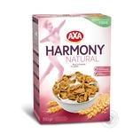 Пластівці Axa Harmony мультизернові натуральні 350г