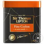Чай Lipton Yellow Sir Thomas чорний 100г
