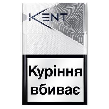 Kent Silver Neo Cigarettes