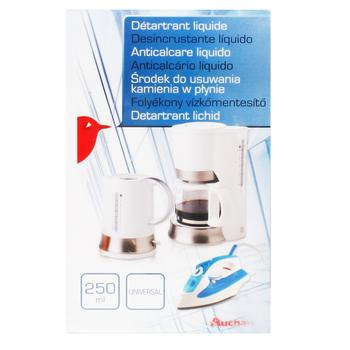 Auchan Liquid Cleaner from Scale for Household Appliances - buy, prices for Auchan - photo 1