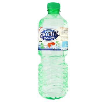 Вода Rocchetta Naturale мінеральна без газу 0,5л