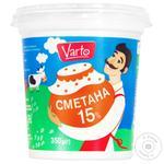 Varto 15% Sour Cream 350g