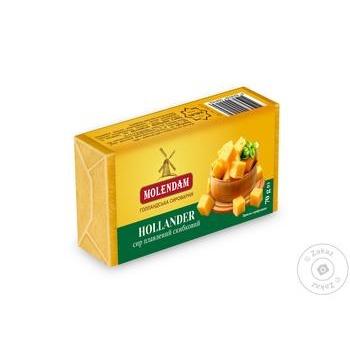 Сир плавлений Molendam Hollander 40% 70г - buy, prices for Auchan - photo 1