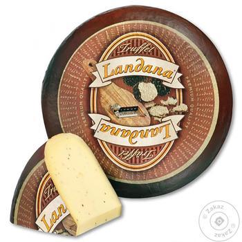 Landana Cheese Farm With Truffle Weight 50%