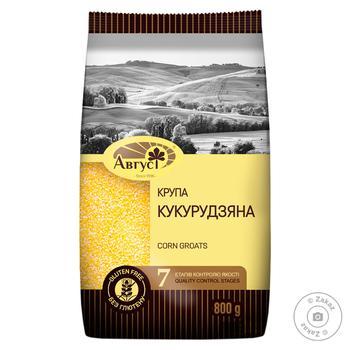 Avgust Premium Corn Groats - buy, prices for CityMarket - photo 1