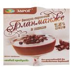 Десерт творожный Зарог Бланманже з какао 7,5% 140г