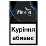 Сигареты Wиnston XSence Blue