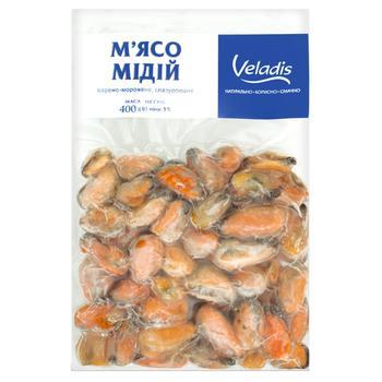 Мясо Мидий Veladis 400г
