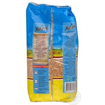 Khutorok Wheat Grain 800g - buy, prices for Novus - image 5