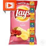 Чипси Lay's зі смаком краба 200г