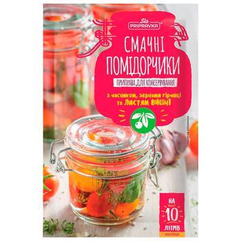 Приправа для маринования и соления помидоров Pripravka 45г