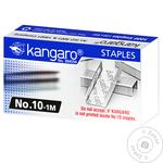 Kangaro №10 Staples 1000pcs