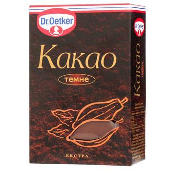 Dr.Oetker Dark Cocoa - buy, prices for EKO Market - photo 1