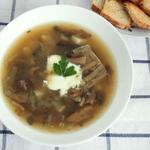 Желицкий суп