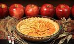 Шведський яблучний пиріг