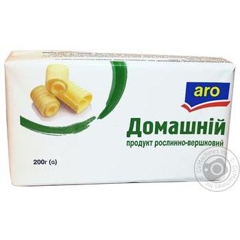 Продукт растительно-сливочный Aro Домашний 200г