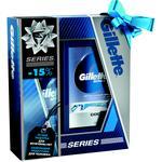 Подарочный набор Gillette Series лосьон после бритья 100мл + пена для бритья 250мл